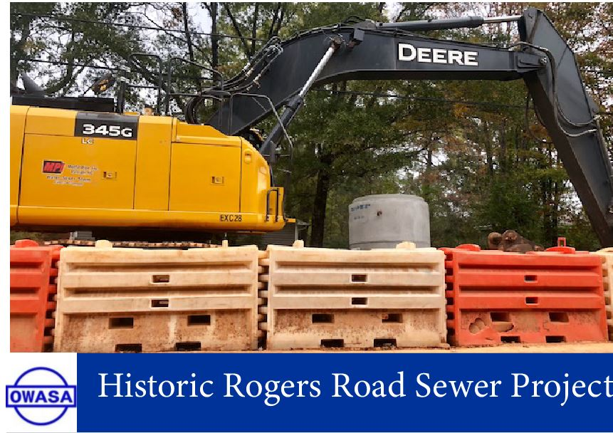Rogers Road Sewer Project